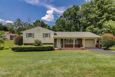 Roanoke County Single Family Home For Sale: 6116 Steeplechase Dr