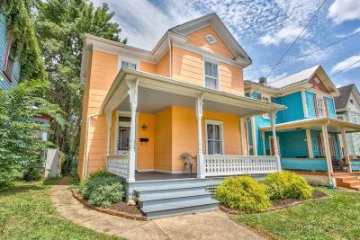 Single Family Home For Sale: 541 Elm Ave