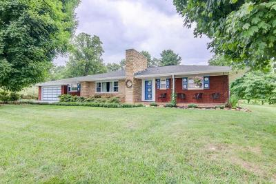 Roanoke County Single Family Home For Sale: 6813 Greenway Dr