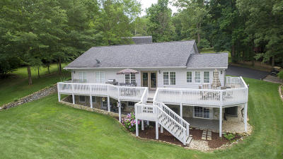 Single Family Home For Sale: 104 Pinnacle Ln