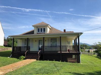 Roanoke City County Single Family Home For Sale: 2062 Kenwood Blvd SE