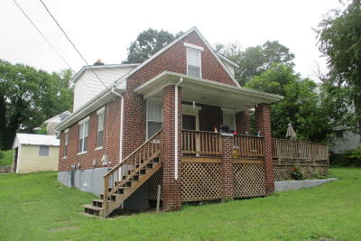 Roanoke City County Single Family Home For Sale: 1527 Campbell Ave SE