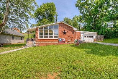 Roanoke County Single Family Home For Sale: 705 Hugh Ave
