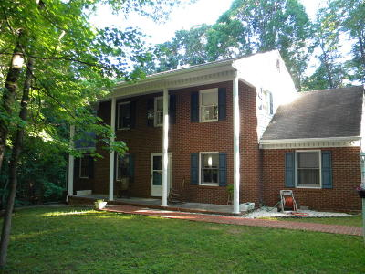 Franklin County Single Family Home For Sale: 13173 Hardy Rd