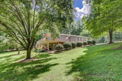 Single Family Home For Sale: 101 Mill Lake Rd