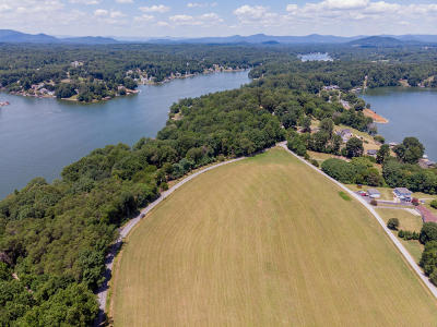 Bedford County, Franklin County, Pittsylvania County Residential Lots & Land For Sale: Horseshoe Bend Rd