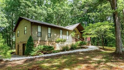 Boones Mill Single Family Home For Sale: 174 Oakdale Dr