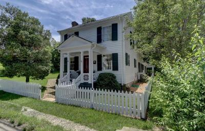 Single Family Home For Sale: 201 E Main St