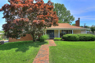 Salem Single Family Home For Sale: 612 Crestwood Dr