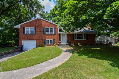 Roanoke Single Family Home For Sale: 3075 Sedgefield Rd SW