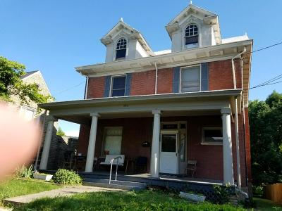Roanoke Multi Family Home For Sale: 364 Washington Ave SW