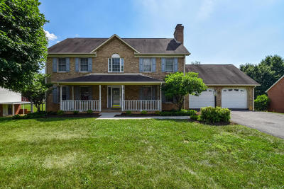 Roanoke VA Single Family Home For Sale: $339,000