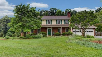 Botetourt County Single Family Home For Sale: 1123 Knollwood Dr