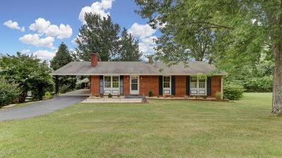 Roanoke Single Family Home For Sale: 94 Ridgeview Cir