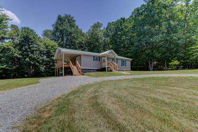 Franklin County Single Family Home For Sale: 1851 Webster Rd