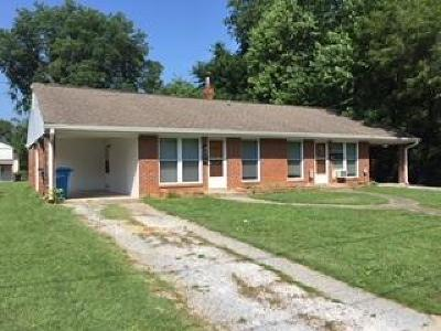 Roanoke Multi Family Home For Sale: 3028 Mansfield St NE