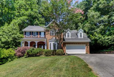Roanoke County Single Family Home For Sale: 6191 Steeplechase Dr