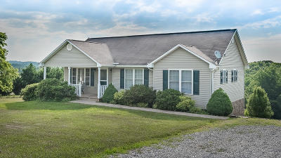 Bedford County Single Family Home For Sale: 2068 Scenic View Rd
