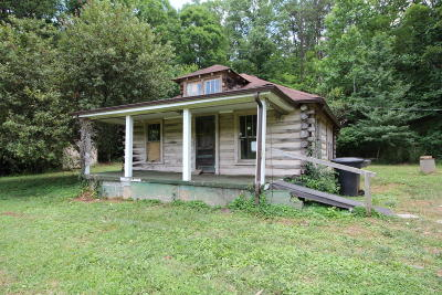 Roanoke Single Family Home For Sale: 5202 Yellow Mountain Rd