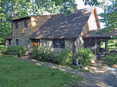 Bedford Single Family Home For Sale: 1149 Lankford Mill Rd