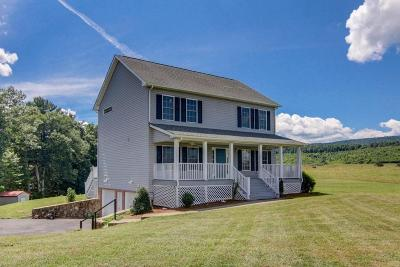 Craig County Single Family Home For Sale: 22932 Craigs Creek Rd