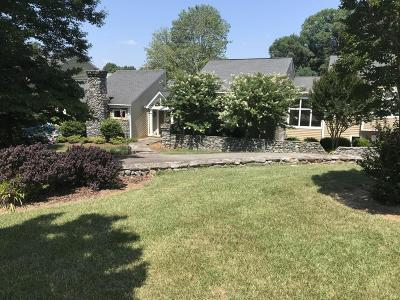 Franklin County Single Family Home For Sale: 105 Island View Dr