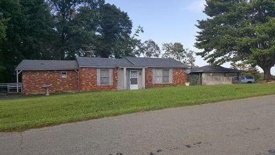 Franklin County Single Family Home For Sale: 295 Mount Carmel Rd