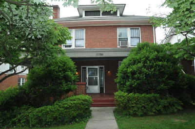 Roanoke Multi Family Home For Sale: 2056 Memorial Ave SW
