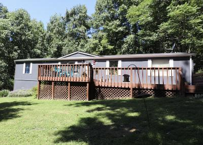 Franklin County Single Family Home For Sale: 2431 Boones Mill Rd