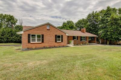 Roanoke County Single Family Home For Sale: 5255 Cave Spring Ln