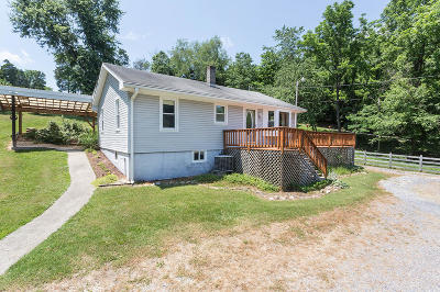 Fincastle Single Family Home For Sale: 6501 Roanoke Rd