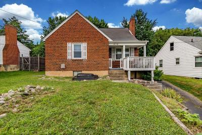 Vinton Single Family Home For Sale: 1210 Washington Ave