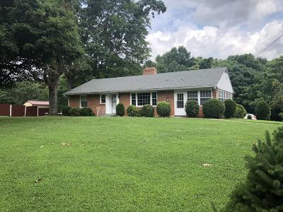 Single Family Home For Sale: 6515 Stewartsville Rd