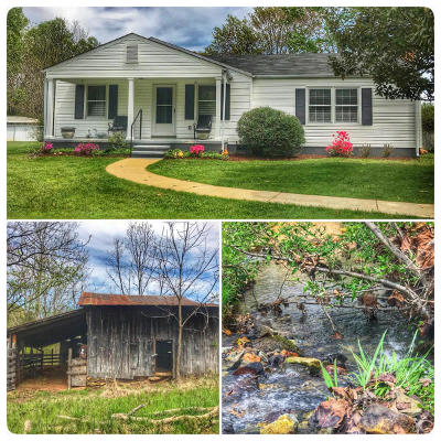 Bedford County Farm For Sale: 700 Bremble Dr