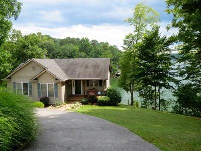 Single Family Home For Sale: 1318 Kaseys Lakeview Dr