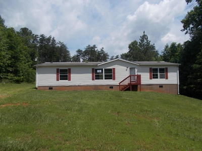 Franklin County Single Family Home For Sale: 252 Double Oaks Ln