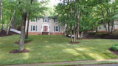 Single Family Home For Sale: 5239 Crossbow Cir
