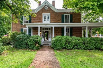 Salem Single Family Home For Sale: 202 N Broad St