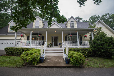 Moneta Single Family Home For Sale: 3373 Lakewood Forest Rd
