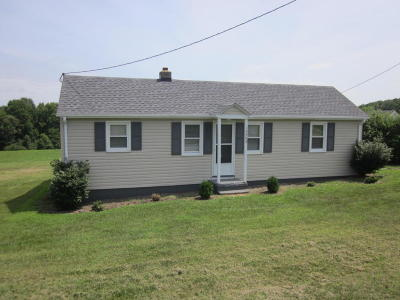 Franklin County Single Family Home For Sale: 15793 Old Franklin Tpke