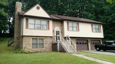 Vinton Single Family Home For Sale: 205 Cascade Dr