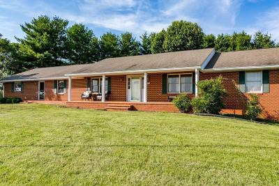 Franklin County Single Family Home For Sale: 141 Pleasant Breeze Rd