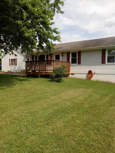 Bedford Single Family Home For Sale: 4932 Rock Cliff Rd