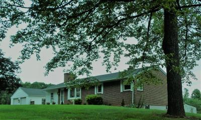 Franklin County Single Family Home For Sale: 950 Thompson Ridge Rd