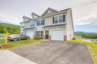Roanoke County Attached For Sale: 4294 Hannah Belle Way