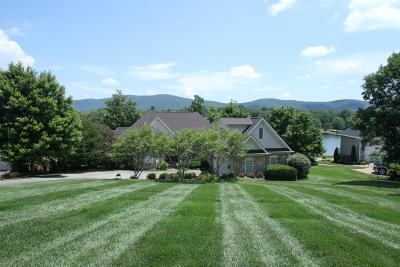 Penhook VA Single Family Home For Sale: $1,549,000