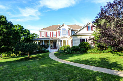 Bedford County Single Family Home For Sale: 2184 Shiloh Church Rd