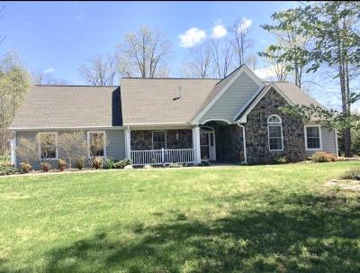 Single Family Home For Sale: 1650 Trading Post Rd