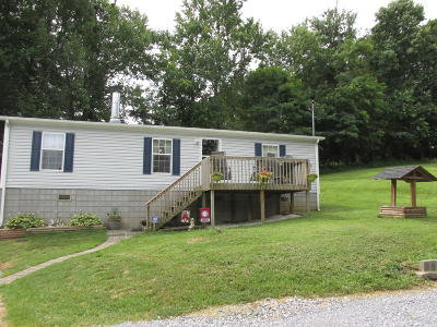 Vinton Single Family Home For Sale: 6640 Jordantown Rd