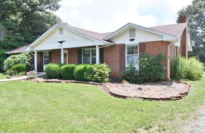 Vinton Single Family Home For Sale: 11190 Stewartsville Rd